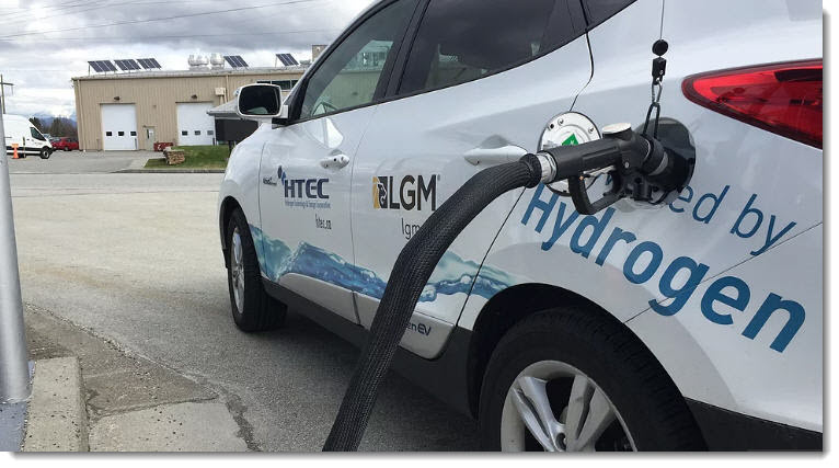 HTEC, Canada's Hydrogen fuel supply solutions, launches equity crowdfunding camp