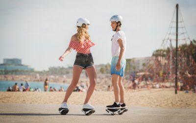 Segway takes to Indiegogo for their new skates- the Drift W1 e-Skates